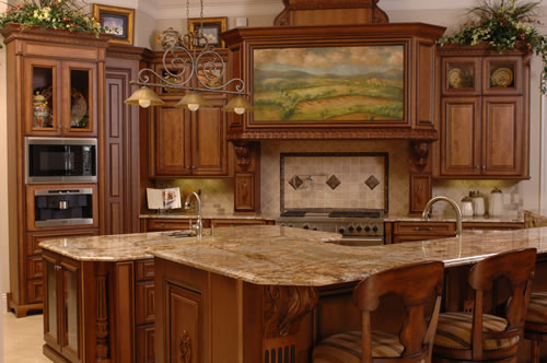 Distinctive Custom Kitchen Cabinets By AWR Cabinets, Inc.